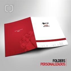 Comunica Digital Folders personalizados