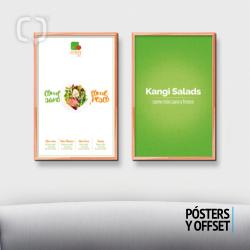 Comunica Digital pósters y offset
